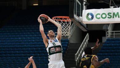 Basket League: Παναθηναϊκός - ΑΕΚ 78-72