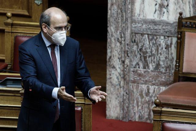 Εργασιακό νομοσχέδιο: «Μύδροι» Χατζηδάκη για την αντίδραση του ΣΥΡΙΖΑ