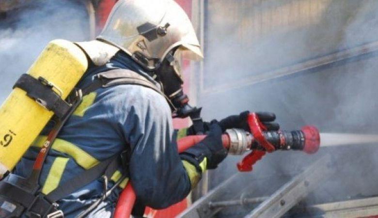 Νέα φωτιά στα Μέγαρα - Συναγερμός στην Πυροσβεστική