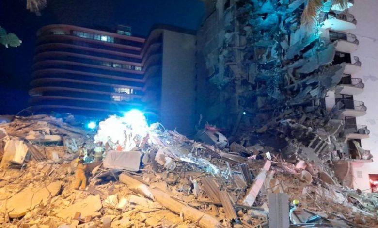 Κατέρρευσε πολυώροφο κτίριο στο Μαϊάμι – Φόβοι για νεκρούς