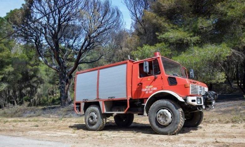 Υψηλός κίνδυνος πυρκαγιάς σήμερα σε Αττική και Εύβοια