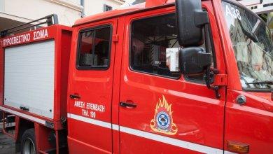 Φωτιά σε λεωφορείο στην Αθηνών – Κορίνθου