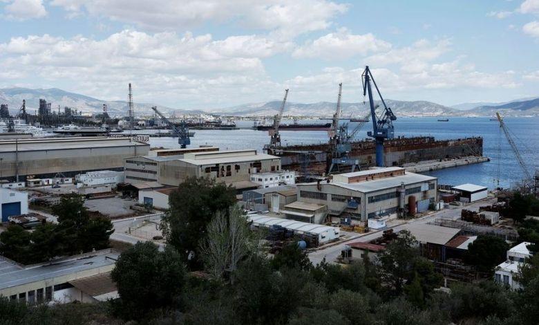 Γεωργιάδης: Προχωρά η εξυγίανση των Ναυπηγείων Ελευσίνας