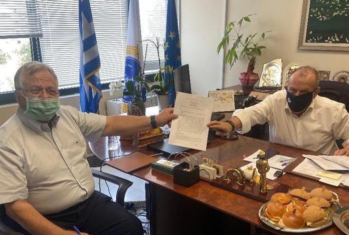 Σύμφωνο συνεργασίας του Δήμου Ελευσίνας με το «Χαμόγελο του Παιδιού»