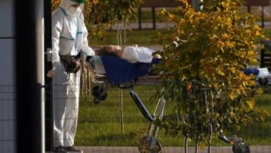 «Θερίζει» ο ιός στη Ρωσία - 28.647 κρούσματα σε ένα 24ωρο