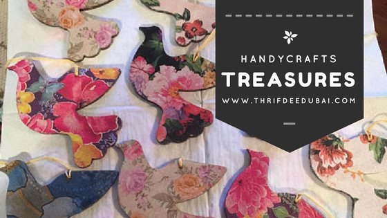 Handcrafted Treasures Sewn Custom Handmade Personalised Gifts Thrifdeedubai