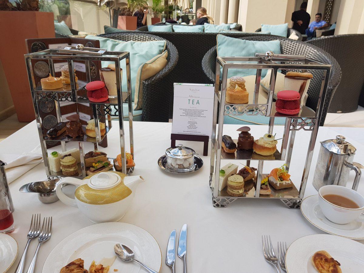 Mashrabiya Lounge The Palm Dubai Afternoon Tea