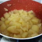 Apple Crumble Filling