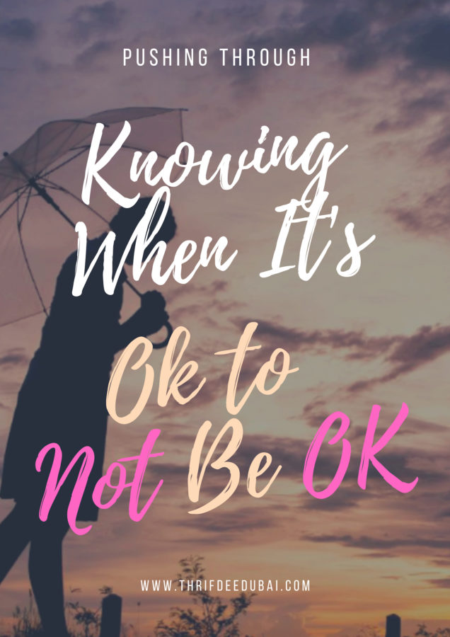 Self Help & How to push through Depression Anxiety Loneliness Heartache Family Trauma Mourning. Know when it's ok to NOT be ok