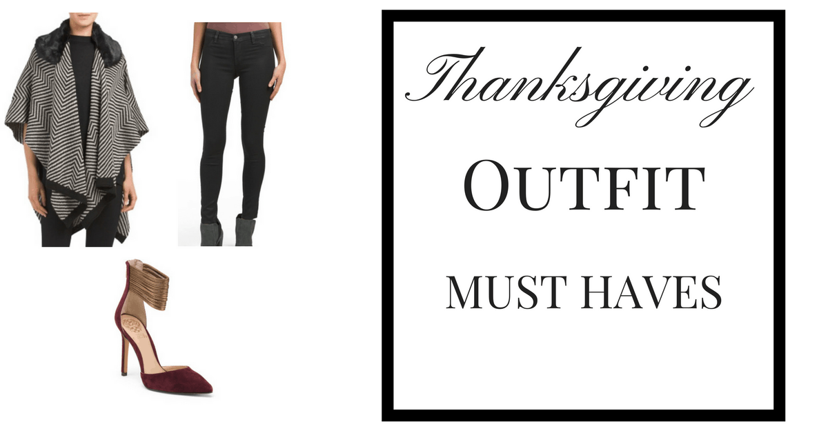 Thanksgiving Outfit Ideas | Shop These Awesome Looks | Thrifted & Taylor'd | www.thriftedandtaylord.com