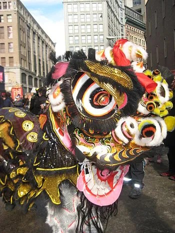 Chinese New Year in Chicago