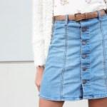 thrifted-denim-skirt
