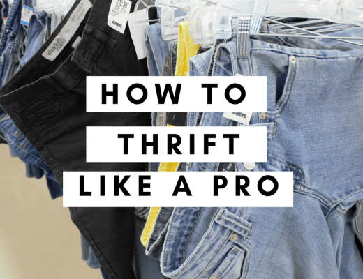 how-to-thrift-shop