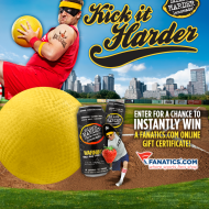 Mike's Hard Lemonade Kick It Harder Instant Win Game ends 6/30