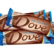 $0.50 off any 2 DOVE Chocolate Bars Coupon