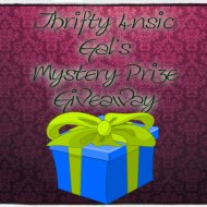Thrifty 4nsic Gal's Mystery Prize Giveaway