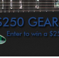 Carvin – $250 Gear Giveaway