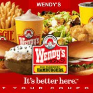 Wendy's Coupons