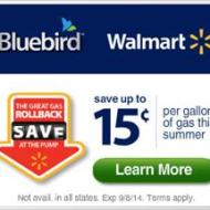 The Great Gas Rollback