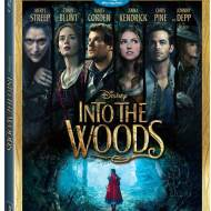 DISNEY'S INTO THE WOODS ON BLU-RAY™ COMBO PACK, DIGITAL HD AND DISNEY MOVIES ANYWHERE  March 24, 2015