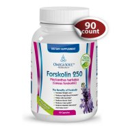 Omega Soul Forskolin Purified Herbal Supplement Review