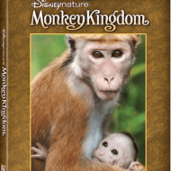 MONKEY KINGDOM on Blue-ray Combo Pack September 15th