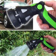FREE Car and Garden Water Nozzle with Thumb Control