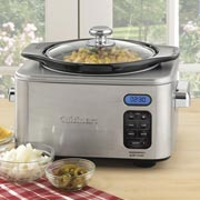 Leite's Culinaria Cuisinart Round Slow Cooker Giveaway ends 11/4