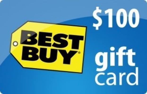 Enter To Win A $100 Best Buy Gift Card