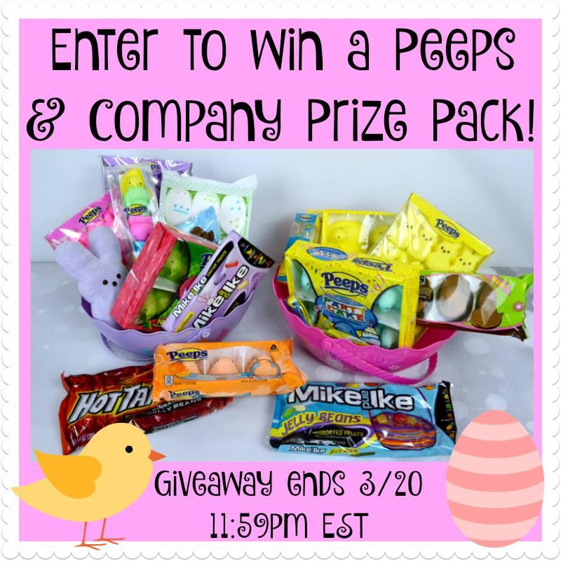 Peeps & Company Giveaway