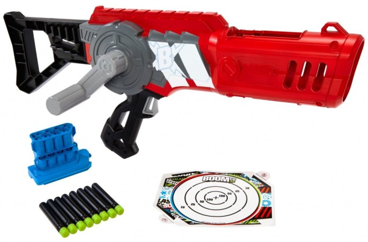 Crank Force Blaster ONLY $7.70