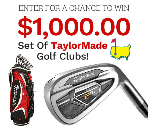 TaylorMade Golf Club Giveaway