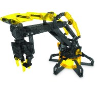 Loving the Vex Robotic Arm from @Hexbug @BestBuy