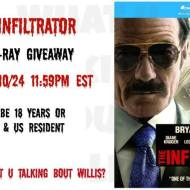 The Infiltrator Blu-ray Movie Giveaway