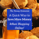 honey extension save money