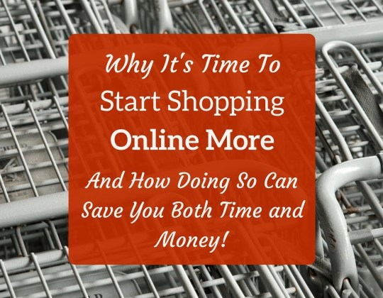 why shop online
