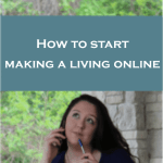 Make Money Online, make money blogging, work from home