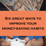 Learn to save money, banish bad money habits, build a budget, learn how to save money, stop spending