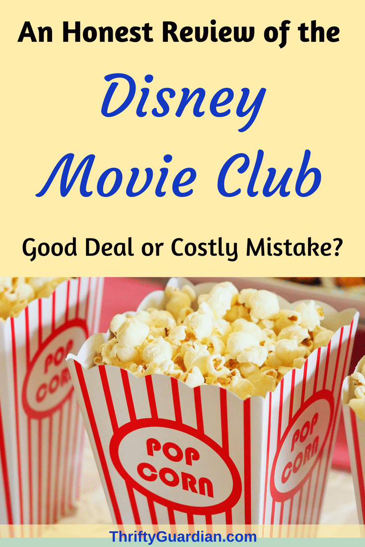 Is the Disney Movie Club worth it or a total rip-off? Check out this Disney Movie Club review and why one mom says to stay away! There are far better ways to spend money on entertainment.