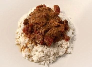 no oven meal idea Chicken Tikka Masala