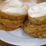 Protein packed Quinoa burgers, 32p for a 2 burger portion