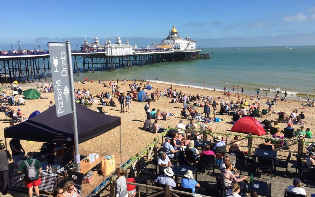 A free day out – the Eastbourne Airbourne