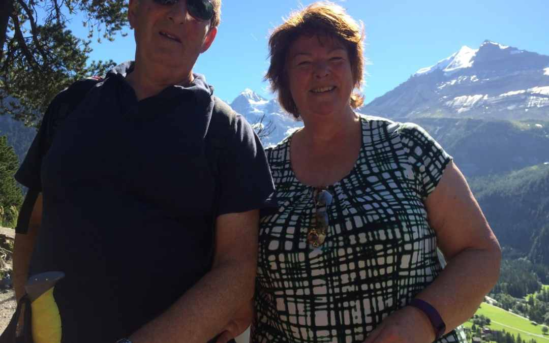 Kandersteg and the Swiss Alps