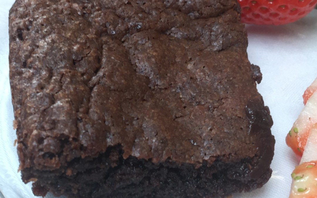 Arguably the best chocolate brownies – Ever!