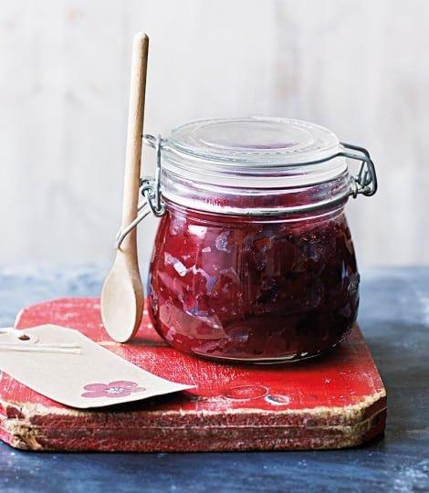 Awonderfulwinterchutney,Cranberry,orangeandginger