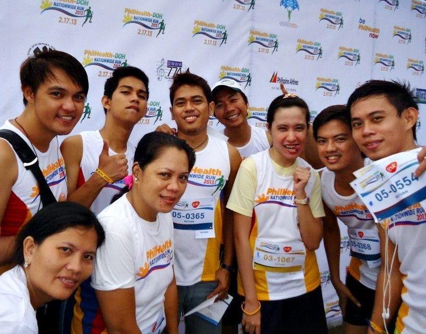 2013 philhealth fun run12