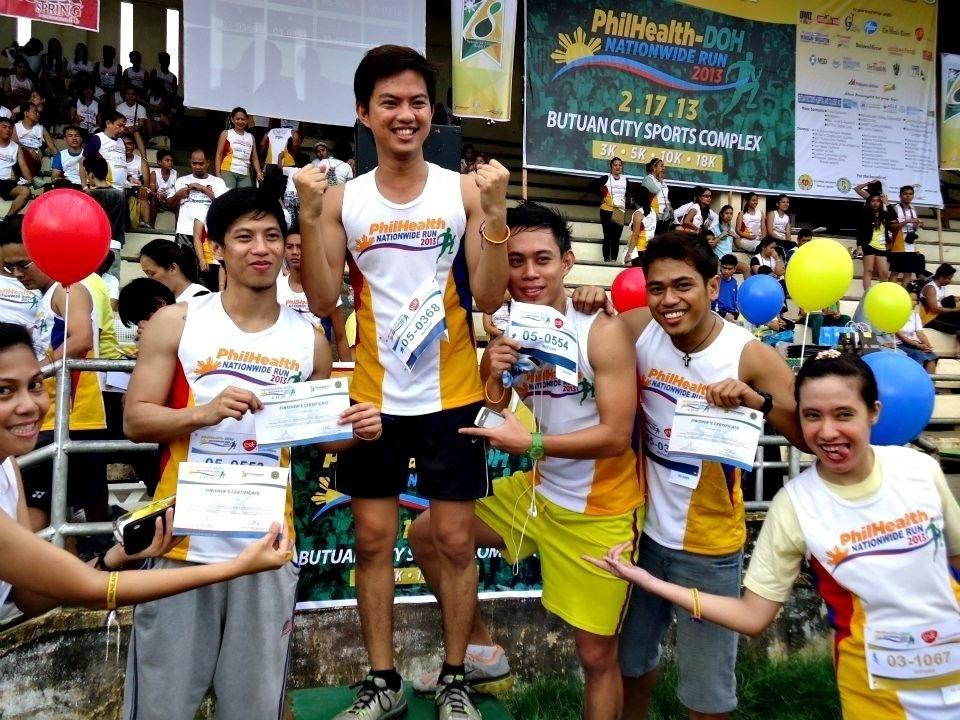 2013 philhealth fun run20