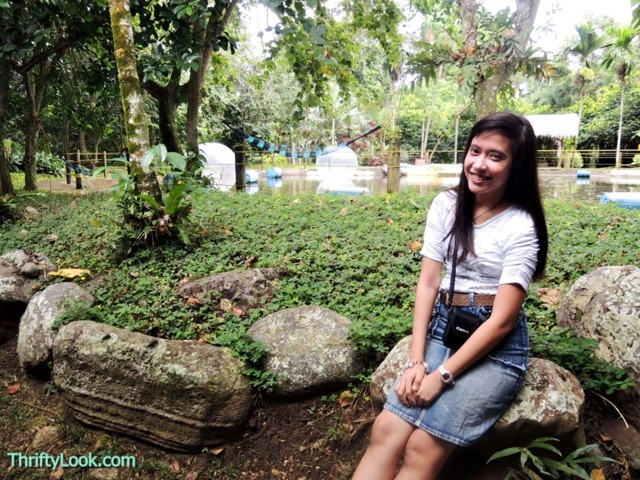 malagos garden resort, davao, park, zorb, zorbing, giant ball, lake