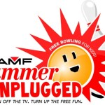AMF Getting Unplugged This Summer: Free Bowling For Kids