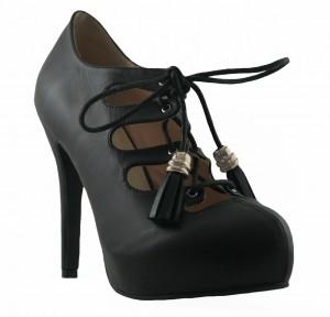 Gaby Oxfords in Black